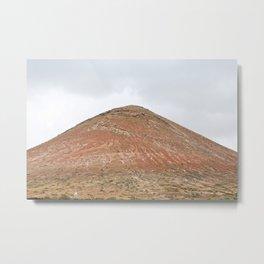 Man on Lanzarote Metal Print