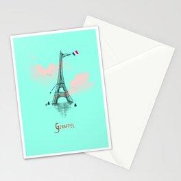 Giraffel Stationery Cards