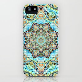 Mandala Tapestry iPhone Case