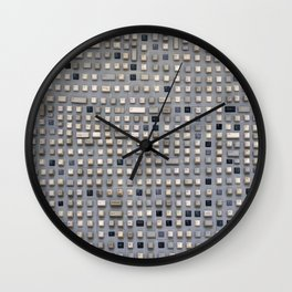 Lust (sin 1) Wall Clock