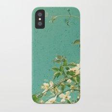 Take a Bow iPhone X Slim Case