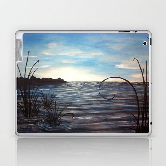 Blue Marsh Laptop & iPad Skin