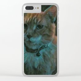 Sitting Pretty Clear iPhone Case