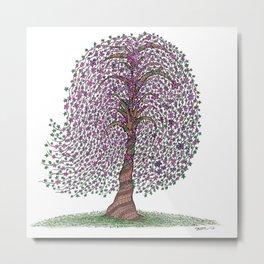 A tree of legend Metal Print