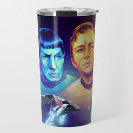 The Final Frontier Travel Mug
