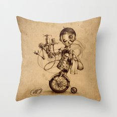 #5 Throw Pillow