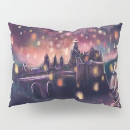 Lights for the Lost Princess Pillow Sham