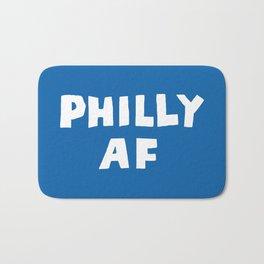Philly AF (Blue) Bath Mat