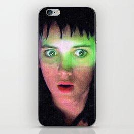 Lydia Deetz iPhone Skin