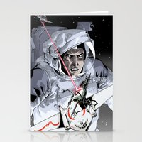 kindle Stationery Cards featuring Battle-Nauts by Gabriel Warila