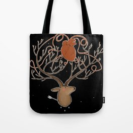 bring me her heart Tote Bag