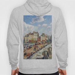 Camille Pissarro The Pont Neuf Hoody