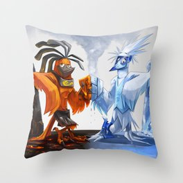 Mondo Steamage Throw Pillow