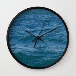 A Restless Sea Wall Clock