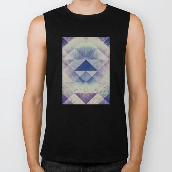 Triangles XXVIII Biker Tank