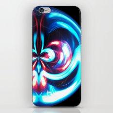 Sphere II  (Smiling) iPhone & iPod Skin