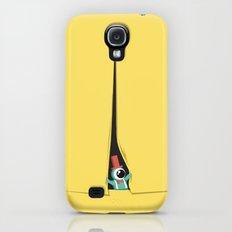Peek show! Galaxy S4 Slim Case