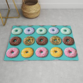 Donuts Rug