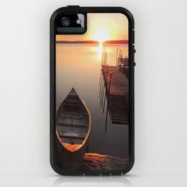 Okoboji Sunrise iPhone Case