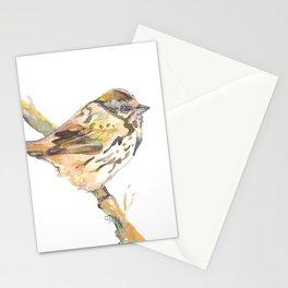 Lovely Bird №2 Stationery Cards