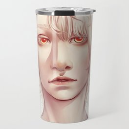 Ghost Travel Mug
