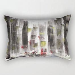 City Sketch Rectangular Pillow