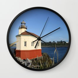 A Sailor's  Guide Wall Clock