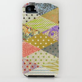 RHOMB SOUP / PATTERN SERIES 002 iPhone Case