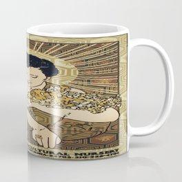 Vintage poster - Berkeley Horticultural Nursery Coffee Mug