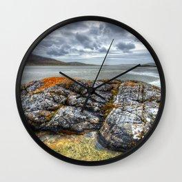 Seilebost, Isle of Harris Wall Clock