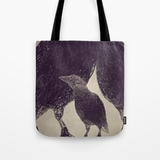 Mr Magpie Tote Bag