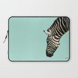 Zebra by Kokatu MINT Laptop Sleeve