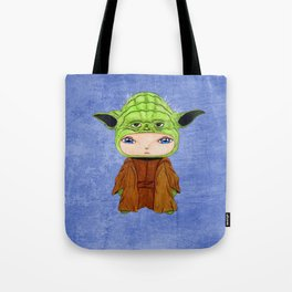 A Boy - Yoda Tote Bag