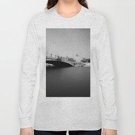 paris - pont alexandre III Long Sleeve T-shirt