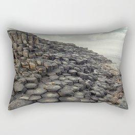 Giant's causeway  at dawn Rectangular Pillow