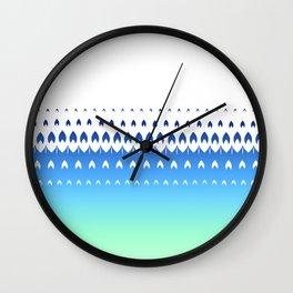 Ethnic Bird Wall Clock