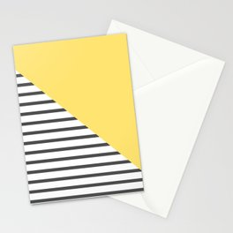 dismantled pattern Stationery Cards