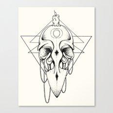 The Mystic #2 Canvas Print