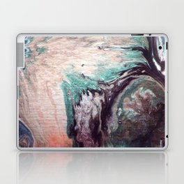 Great wave of doubt Laptop & iPad Skin