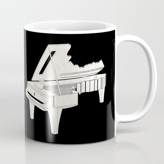 Music Is The Key. Mug