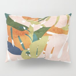 Monstera delight Pillow Sham