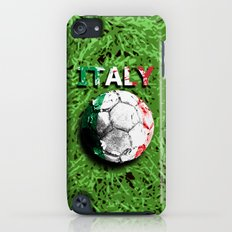 Old football (Italy) iPod touch Slim Case