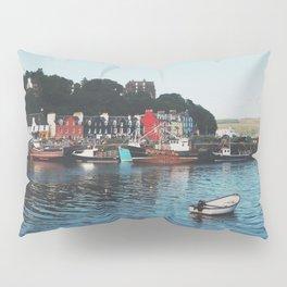 The Port Of Tobermory Pillow Sham