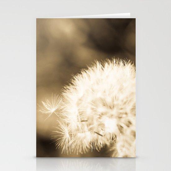 Dandelion Breeze Stationery Cards