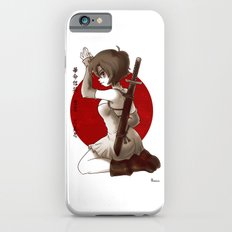 Swordsgirl Slim Case iPhone 6s