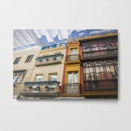 Sevilla Metal Print