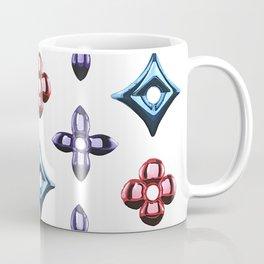 LV metallic logo Coffee Mug