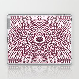 Helios (red-white) Laptop & iPad Skin
