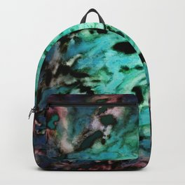 Smash smash turquoise Backpack