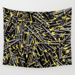 Writer's Tools Wall Tapestry